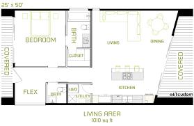 modern floor plan the minimalist small modern house plan 61custom contemporary