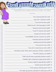 baby shower questions baby shower questions ordinary baby shower questions 5