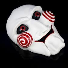 Saw Mask Collection Boutique Theme Movie Saw Chainsaw Massacre Mask In