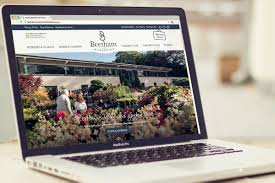 beetham nurseries specialist web design and brand agency in
