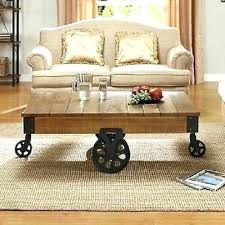 coffee table with caster wheels caster coffee table eyecam me