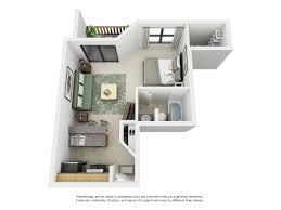 studio 1 and 2 bedroom floor plans park valley