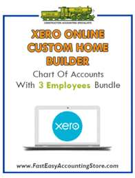 custom home builder online custom home builder xero online fast easy accounting store