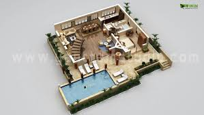 modern home design 3d 3d home design plan 1 bedroom apartmenthouse plans house designs