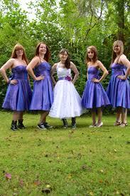 50 s style wedding dresses dresses bridesmaids ceridwenwedding