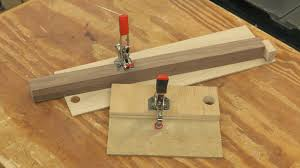 learn how to use or create your own homemade woodworking jigs