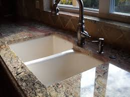slab sink stone slab install with undermount sink yelp