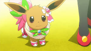 serena u0027s eevee pokemon xy wikia fandom powered by wikia