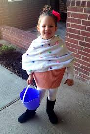 easy diy kid u0027s halloween costumes cupcake halloween costumes