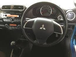 used 2014 mitsubishi mirage 1 2 3 hatchback 5dr petrol manual
