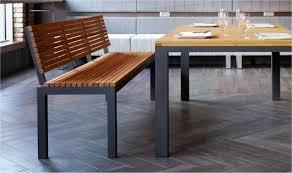 banc de cuisine en bois avec dossier banc en bois avec dossier séduisant banc de cuisine en bois avec