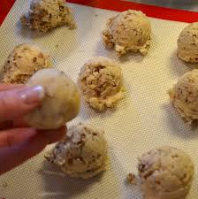 my favorite christmas cookie recipe pecan snowballs after