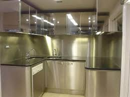 best stainless steel kitchen cabinets ideas u2014 home design and decor