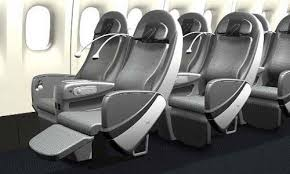 Air France Comfort Seats A Survey Of The Widest Economy Seats With The Most Leg Room And