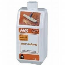 hg parquet wooden floor wood wax 1 litre p65