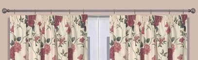 Pink Pleated Curtains Pencil Pleat Or Eyelet Curtains Totally Home Improvement