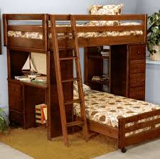 Loft Bunk Bed With Stairs Www Dragontheclan D 2018 03 Solid Wood Frame L