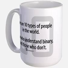 Types Of Coffee Mugs Binary Coffee Mugs Binary Travel Mugs Cafepress