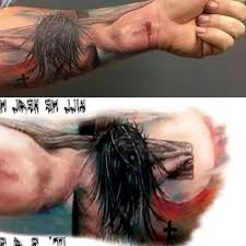 arm cross tattoos compare prices on jesus cross tattoos online shopping buy low