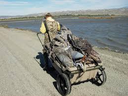 Floating Duck Blind For Sale Gear Review Update U2013 Cartblind Formerly Duck U0026 Bucks Cart Blind