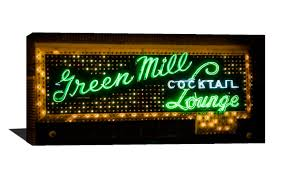 chicago photography wall art green photo green mill green