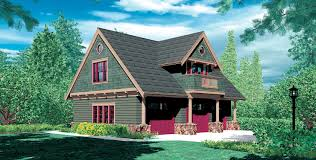 garages with apartments above mascord house plan 5016 the athena