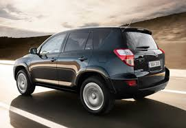 gas mileage on toyota rav4 suvs with best gas mileage