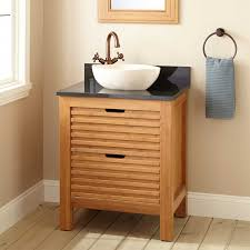Powder Room Vanity Sink Cabinets - bathroom adds a luxurious feeling to your new contemporary