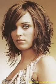 pictures on modern hairstyles medium length cute hairstyles for