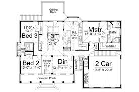 cape home plans traditional style house plan 3 beds 2 50 baths 1820 sq ft plan