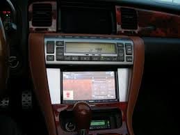 lexus is dvd player is there a all in one radio nav replacement clublexus lexus