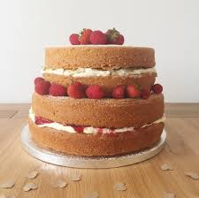 diy sponge wedding cake hello deborah