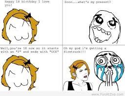 Derp Meme Pictures - funny happy 18 birthday derp meme derp pinterest funny
