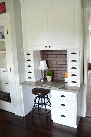 desk in kitchen ideas kitchen update reveal the idea room