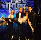 Anggun, David Foster, Mel C and Vanness Wu have fun at Asias Got.