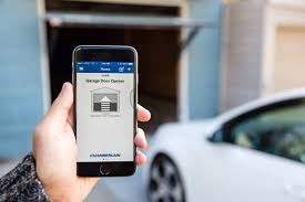 Picture Of Garage Doors by 5 Smart Home Gadgets That Work With Your Android Phone