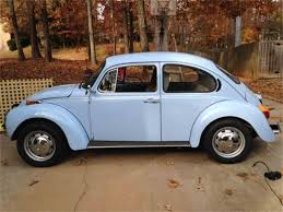 Old Beetle Interior Classic Volkswagen Super Beetle For Sale On Classiccars Com 49