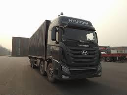 hyundai xcient 410hp cargo truck sz auto
