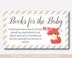 bring a book instead of a card poem baby shower baby shower bring a book instead of a card boho baby