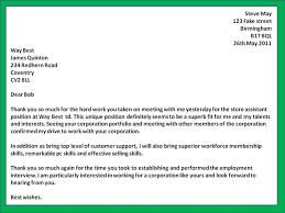 thank you letter after interview uk samples email after job interview exol gbabogados co