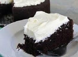 chocolate vinegar cake how to bake a chocolate cake recipes