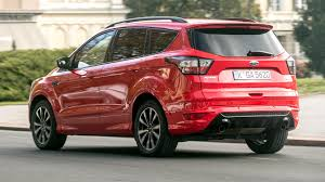 ford kuga st line 1 5t ecoboost automatic awd 2016 review by car