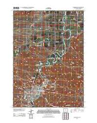 map of thermopolis wyoming usgs us topo 7 5 minute map for thermopolis wy 2012 sciencebase