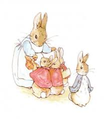 classic rabbit handmade beatrix potter rabbit classic book cross stitch