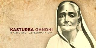 biography of mahatma gandhi summary kasturba gandhi the larger than life shadow of mahatma gandhi