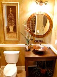 ideas for bathroom decor 25 tips for decorating a small bathroom bath crashers diy