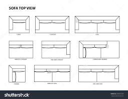 Couch Drawing Sofa Drawing Top View U2013 Hereo Sofa