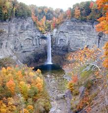 Letchworth State Park Map by Taughannock Falls State Park Wikipedia