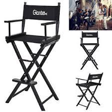 makeup chairs for professional makeup artists goplus black folding makeup artist directors chair salon make up