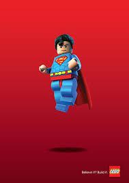 lego print ad behance